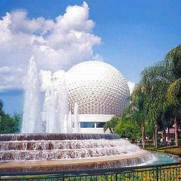 Ferien in Florida - Orlando Freizeitpark Disneyworld Epcot Center